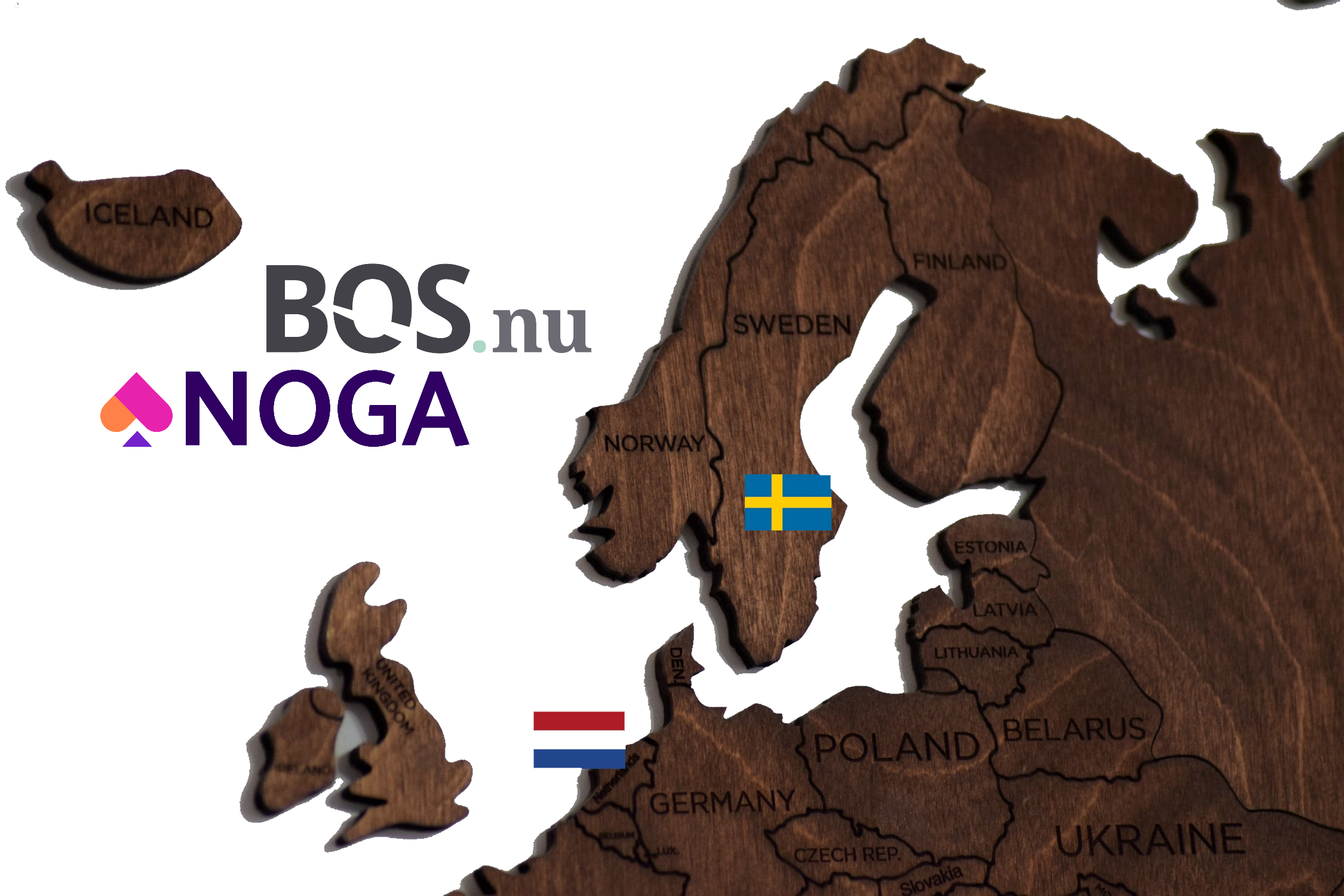 Dutch NOGA and Swedish BOS join forces