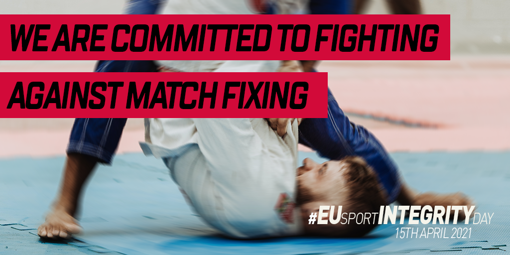 NOGA is fully committed to help eradicate matchfixing